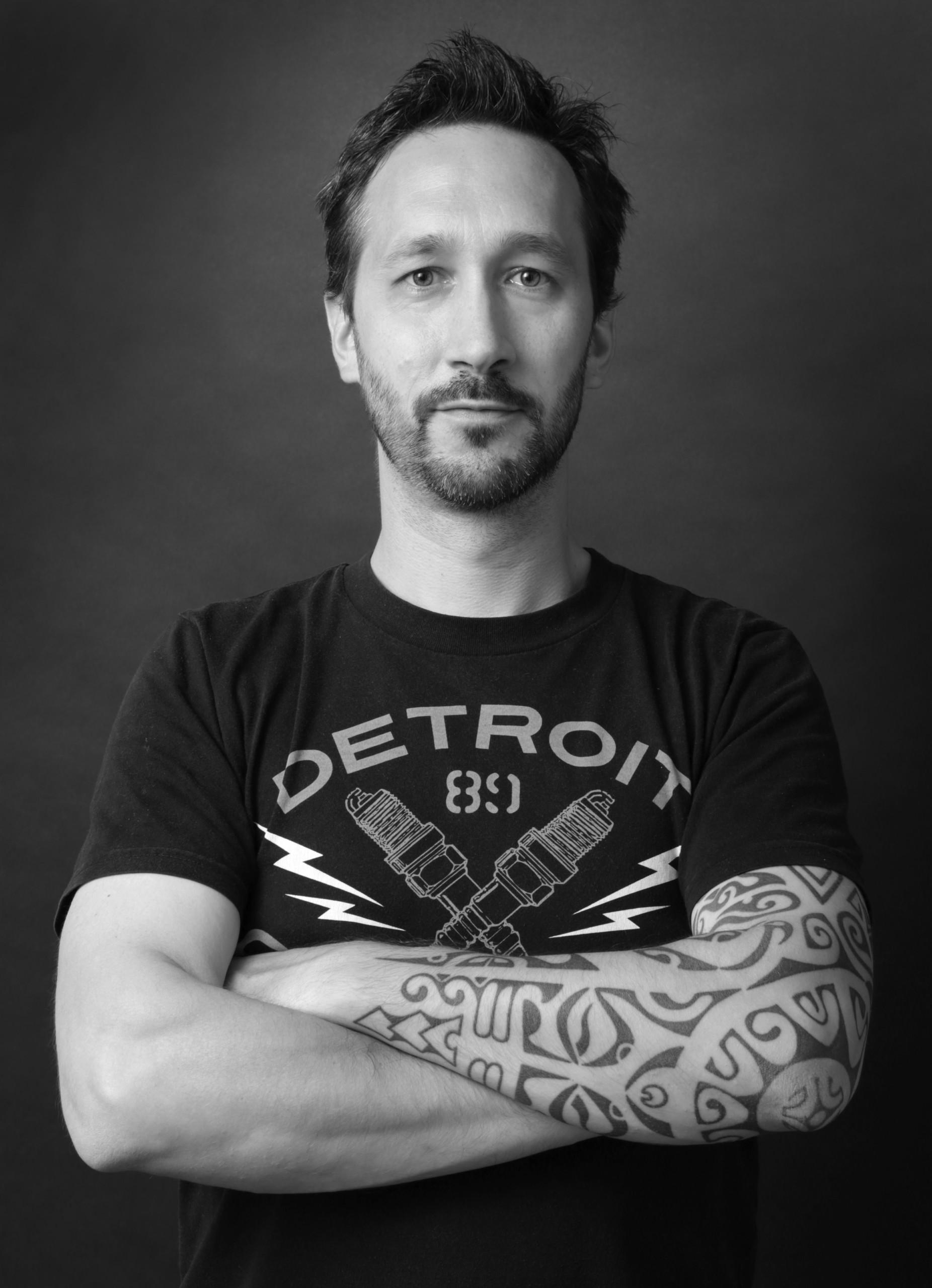 Auto-portrait de Romain Tatouages